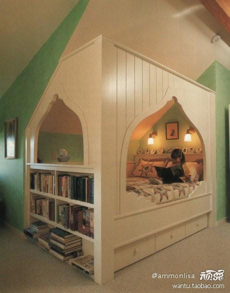 Mẫu phòng ngủ cực xinh cho bé yêu - ảnh 6