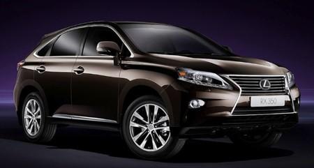Lexus báo giá dòng xe RX 350 và RX 450h - ảnh 1