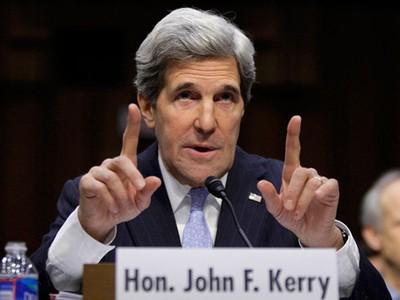Tân Ngoại trưởng Mỹ John Kerry