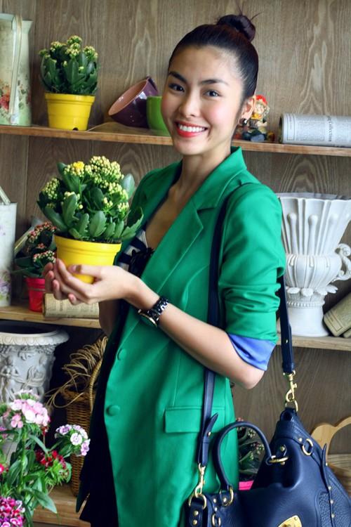 Thời trang tóc của Tăng Thanh Hà - ảnh 19
