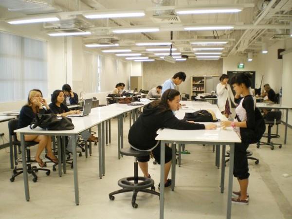 Giảng đường tại Nanyang Technological University, Singapore