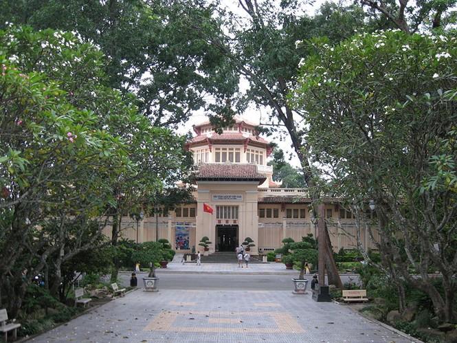 Bảo tàng Lịch sử Việt Nam TP.HCM