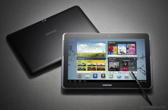 Sức hút từ máy tính bảng Samsung - ảnh 1