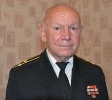 Đại tá hải quân dự bị V.N.Medvedev hiện nay