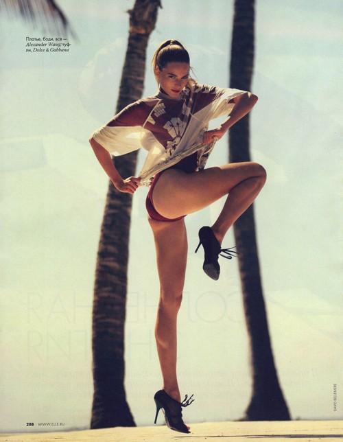 Vẻ đẹp 'hút hồn' của chân dài 9X Ieva Laguna - ảnh 1