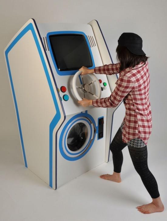 Hứng thú hơn với 'máy giặt game' - ảnh 1