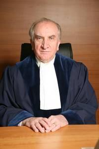 Thẩm phá Stanislaw Pawlak năm nay đã 80 tuổi. Ảnh: ITLOS