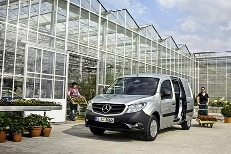 Lộ diện Citan van – Mercedes-Benz - ảnh 6