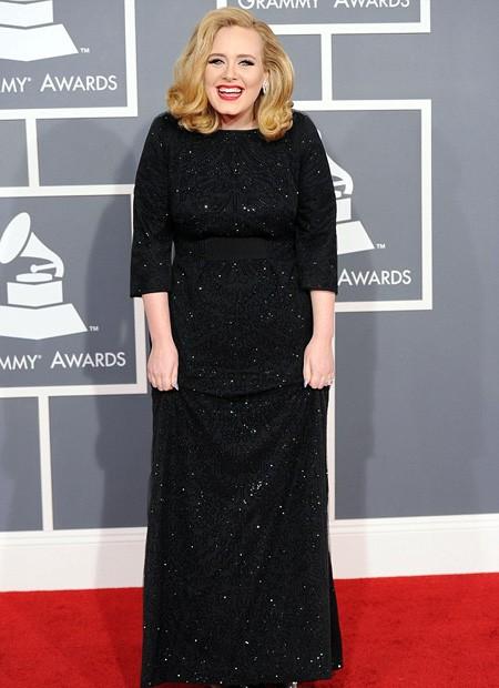 Những chiếc váy hàng hiệu tại lễ trao giải Grammy - ảnh 5