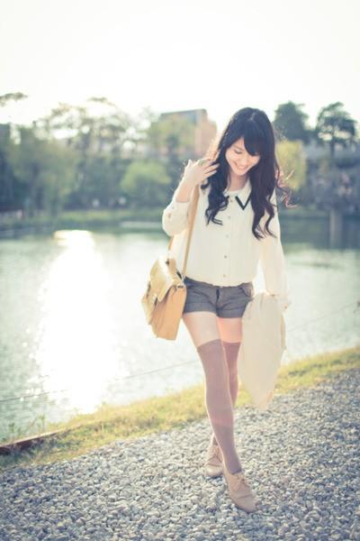 Ngọt ngào phong cách nữ sinh - ảnh 18