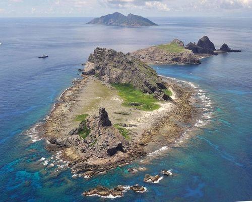 Điếu Ngư/Senkaku, quần đảo tranh chấp giữa Trung Quốc và Nhật Bản