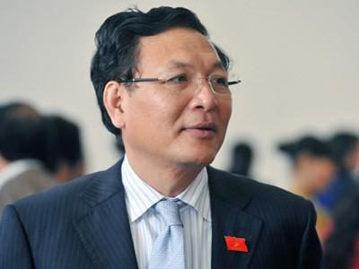 Bộ trưởng Phạm Vũ Luận. Ảnh: Hoàng Hà