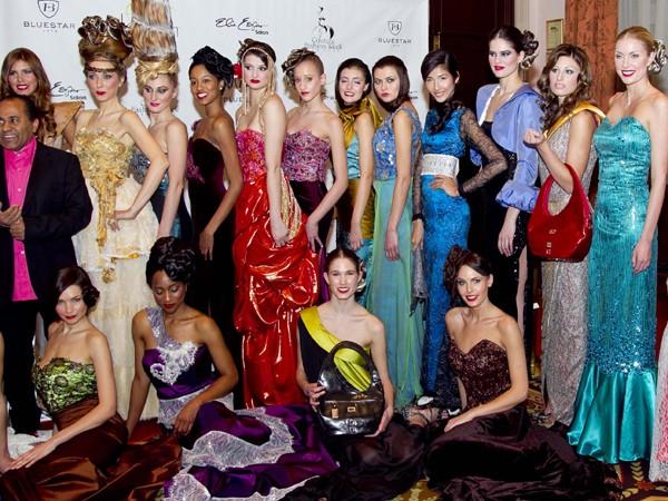 Hoàng Thùy lọt mắt xanh 'cha đẻ' Couture Fashion Week - ảnh 14