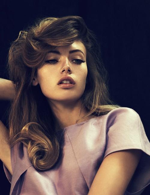 Nét đẹp cổ điển và hiện đại của 'Kate Moss' thứ hai - ảnh 4