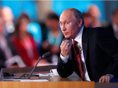 Tổng thống Nga Putin quyết tâm chống tham nhũng trong hàng ngũ lãnh đạo