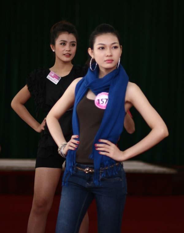 Ngắm lớp học diễn catwalk của Miss Teen ở Tuần Châu - ảnh 3