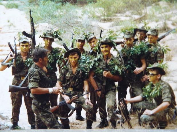 Trung đội 1, đại đội 1061, 90-94