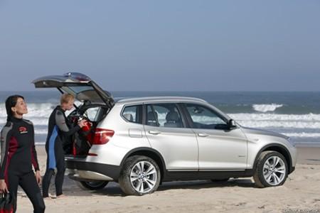 BMW vén màn X3 phiên bản mới - ảnh 8