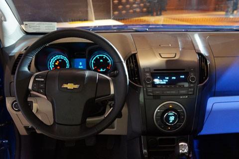 Cận cảnh Chevrolet Colorado LTZ - ảnh 14