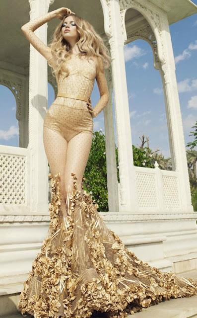 Siêu quyến rũ với đầm dạ hội Shady Zeineldine - ảnh 10