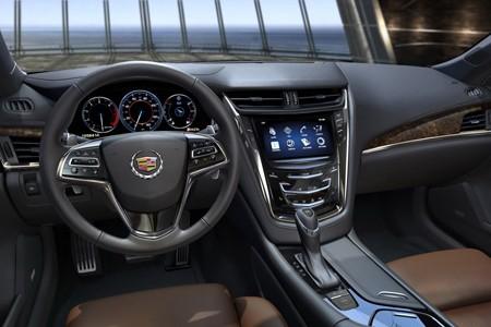Cadillac CTS 2014: 'thi đấu' với xe Đức - ảnh 12