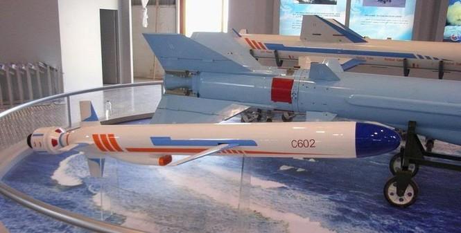Tên lửa C-602