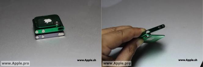 Máy nghe nhạc mới của Apple có camera - ảnh 1