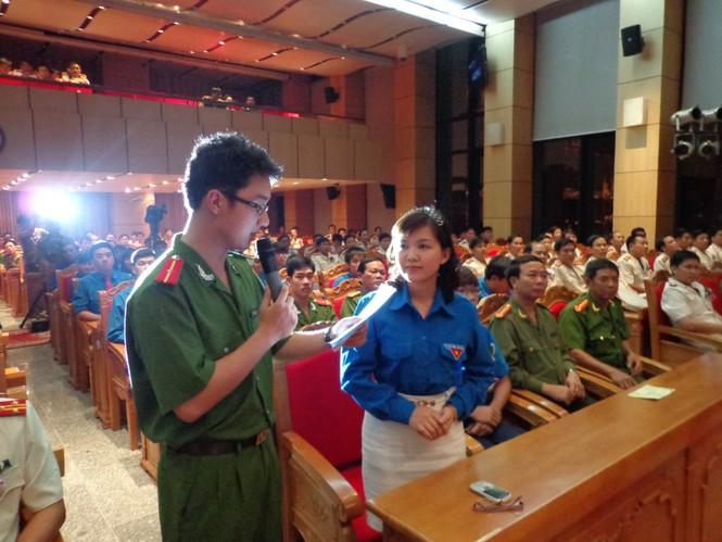 Đồng chí Quang Lê Hồng Chuyên, Trưởng Ban Tuyên giáo An Giang