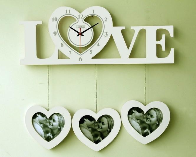 Đồng hồ cho nhà thêm xinh - ảnh 9