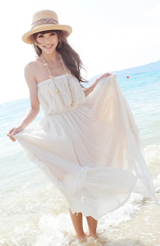 Váy maxi tung tăng đón nắng hè - ảnh 9