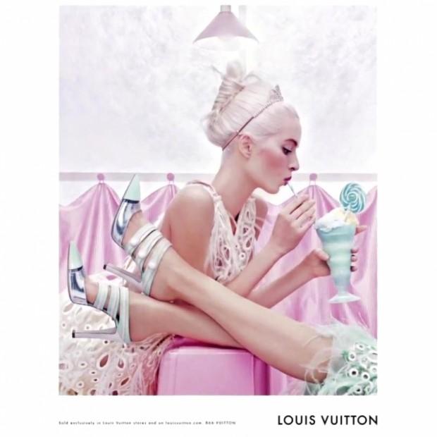 Louis Vuitton 'kẹo ngọt' cho ngày nắng - ảnh 10