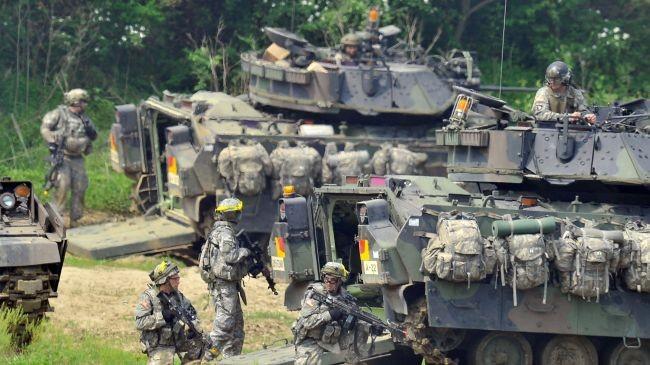 Cuộc tập trận Mỹ - Hàn diễn ra trong bối cảnh căng thẳng trên bán đảo Triều Tiên liên tục leo thang