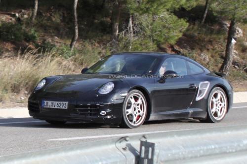 Hé lộ thông tin về Porsche 911 đời 2012 - ảnh 1
