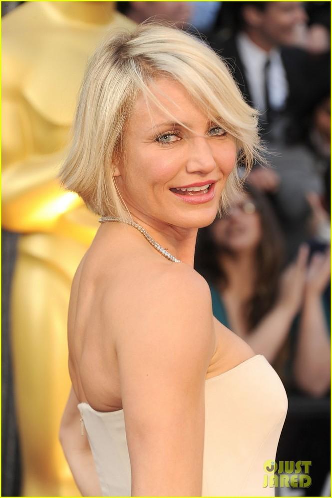 Dàn sao 'bự' đổ bộ thảm đỏ Oscar 2012 - ảnh 6