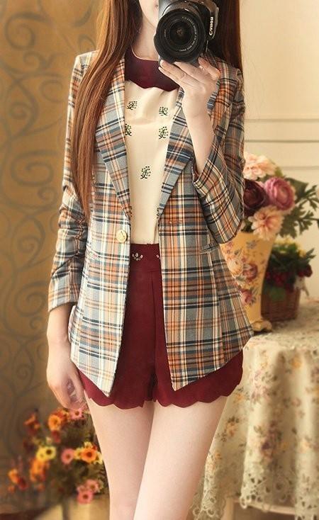 Muôn màu áo vest mùa thu - ảnh 15