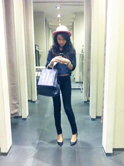 Đa phong cách cùng hot girl Mie Nguyen - ảnh 2