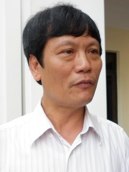 ục trưởng Cục Bảo vệ thực vật (BVTV), Bộ NN&PTNT Nguyễn Xuân Hồng