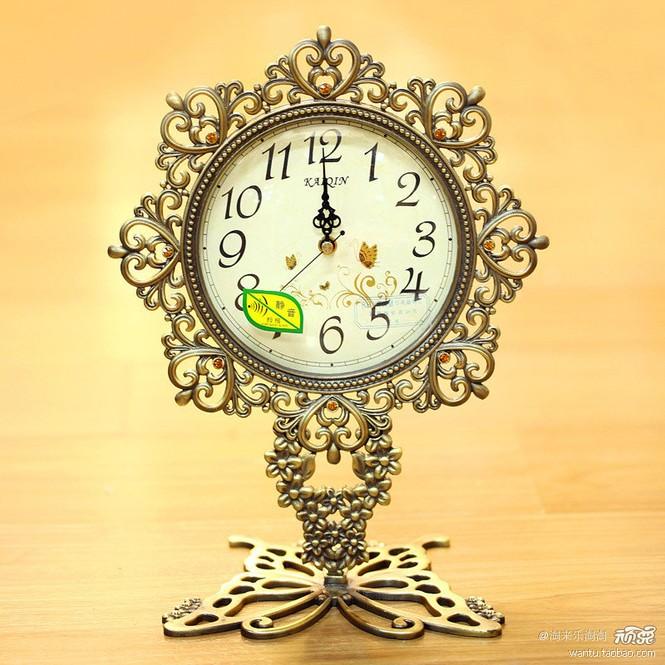 Đồng hồ cho nhà thêm xinh - ảnh 3