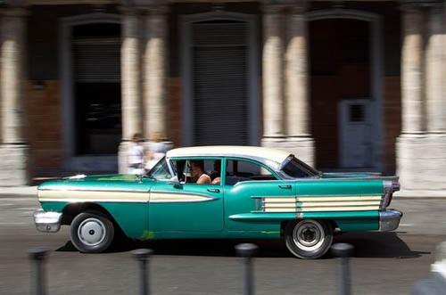 Xế cổ tại thủ đô Cuba - ảnh 10