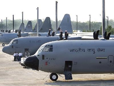 Lực lượng máy bay vận tải C-130J hùng hậu của Ấn Độ