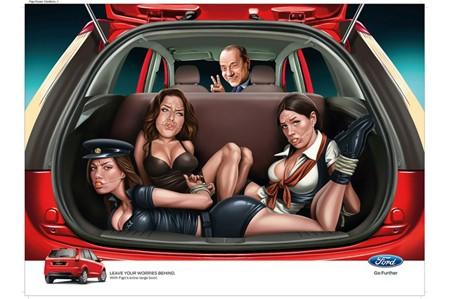Ford bị 'ném đá' vì quảng cáo phản cảm tại Ấn Độ - ảnh 2