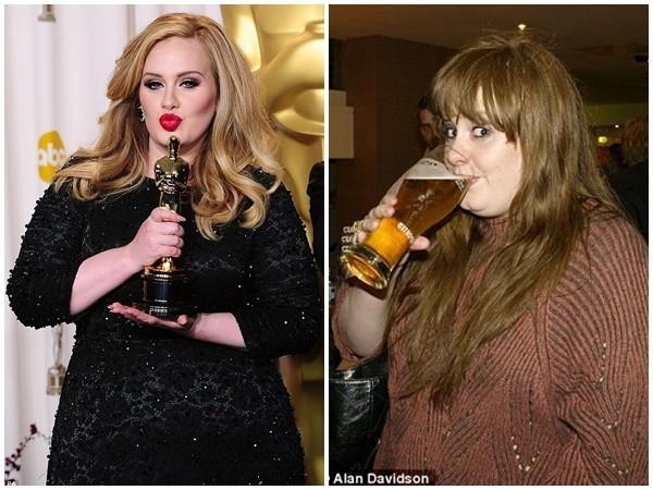 Adele thật sự lột xác sau khi được 'chăm sóc' kỹ lưỡng