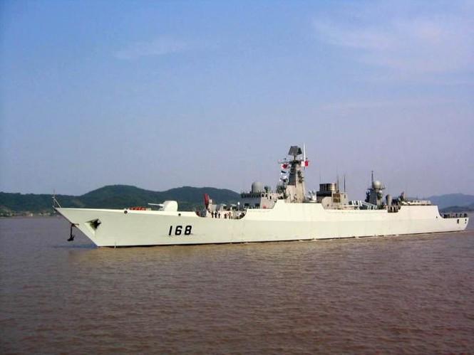 'Nội soi' tham vọng khu trục hạm Trung Quốc - ảnh 12