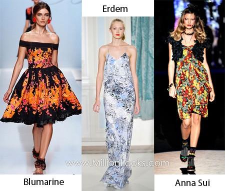 Xu hướng thời trang váy xuân hè năm 2012 - ảnh 12