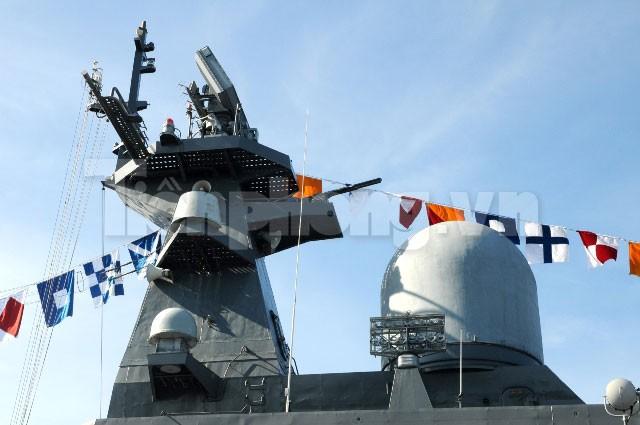 Khám phá uy lực chiến hạm Lý Thái Tổ - ảnh 4