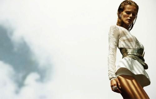 Ngắm 'nữ thần mặt trời' trêntạp chí Vogue - ảnh 5