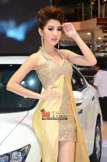 Nhan sắc ngập tràn triển lãm Bangkok 2013 - ảnh 21