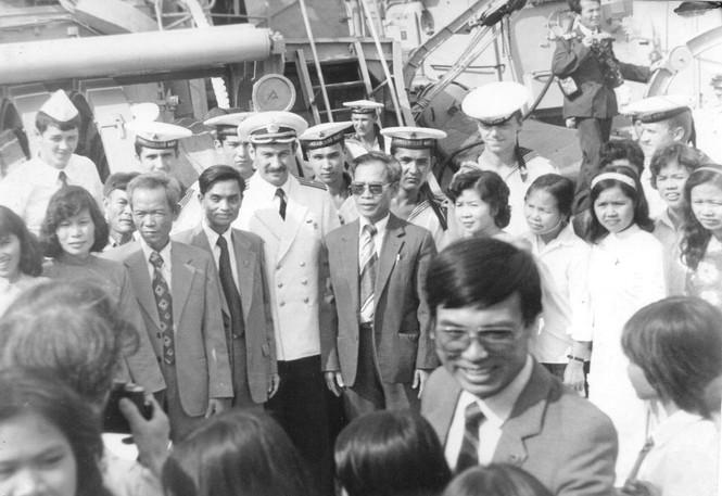 Ảnh hiếm: Hạm đội Thái Bình Dương ở Cam Ranh - ảnh 5