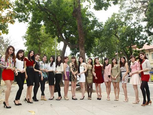 Tấp nập chân dài muốn trở thành đại sứ cà phê Việt - ảnh 4