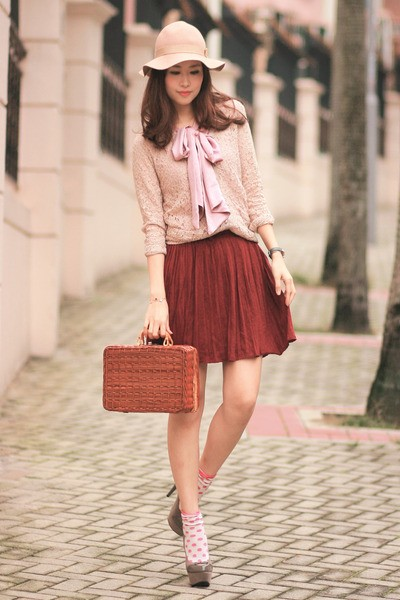 Mix đồ chất như blogger thời trang Hồng Kông - ảnh 22
